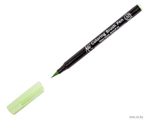 """Брашпен """"Koi Coloring Brush Pen"""" (мятный) — фото, картинка"""