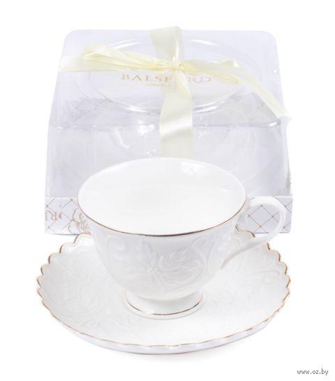 Чашка с блюдцем (арт. 101-04014) — фото, картинка