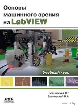 Основы машинного зрения на LabVIEW — фото, картинка