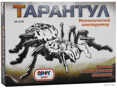 "Металлический конструктор ""Тарантул"" — фото, картинка"