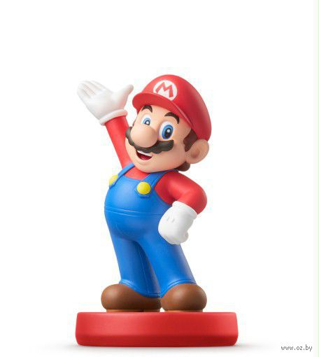 Фигурка amiibo - Марио (Super Mario)