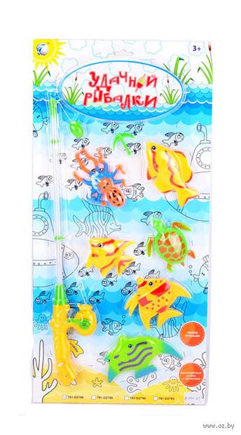"""Игровой набор """"Удачной рыбалки"""" (арт. 5501-47)"""