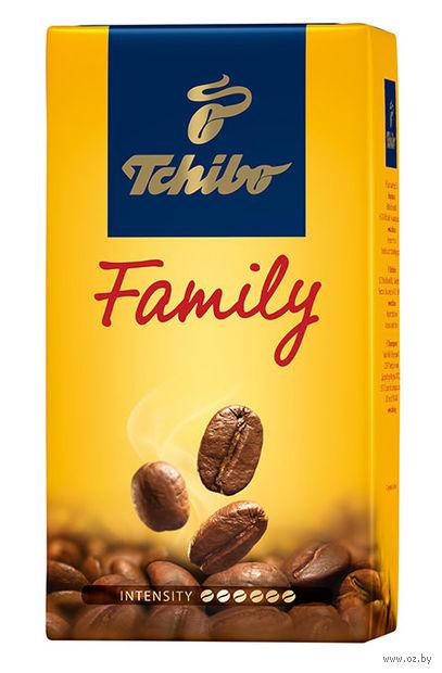 """Кофе молотый """"Tchibo. Family"""" (250 г) — фото, картинка"""