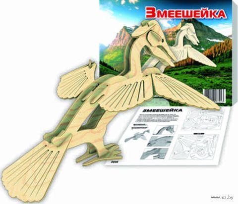 """Сборная деревянная модель """"Змеешейка"""" — фото, картинка"""