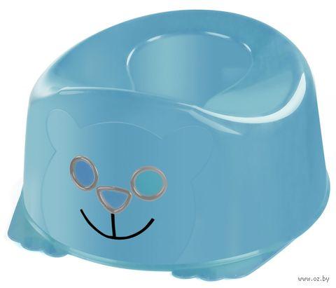 Горшок пластмассовый детский (арт. 4711.11) — фото, картинка