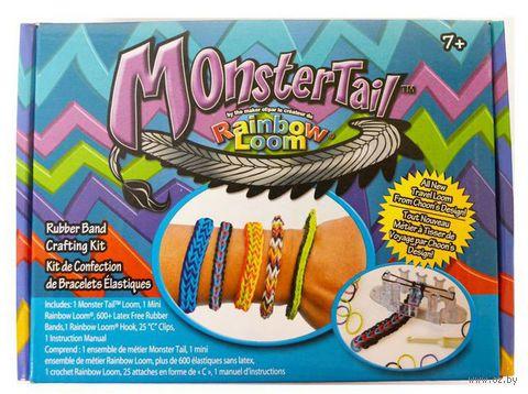 """Набор для плетения из резиночек """"Rainbow Loom. Monster Tail"""""""