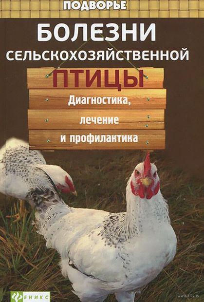 Болезни сельскохозяйственной птицы. Диагностика, лечение и профилактика — фото, картинка