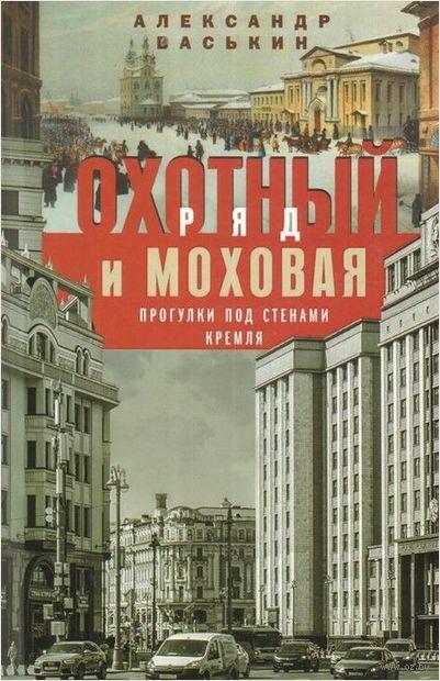 Охотный Ряд и Моховая. Прогулки под стенами Кремля — фото, картинка