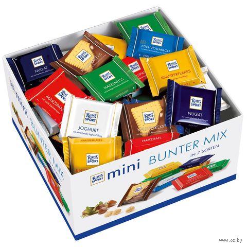 """Набор шоколада """"Ritter Sport. 7 вкусов"""" (1,4 кг) — фото, картинка"""