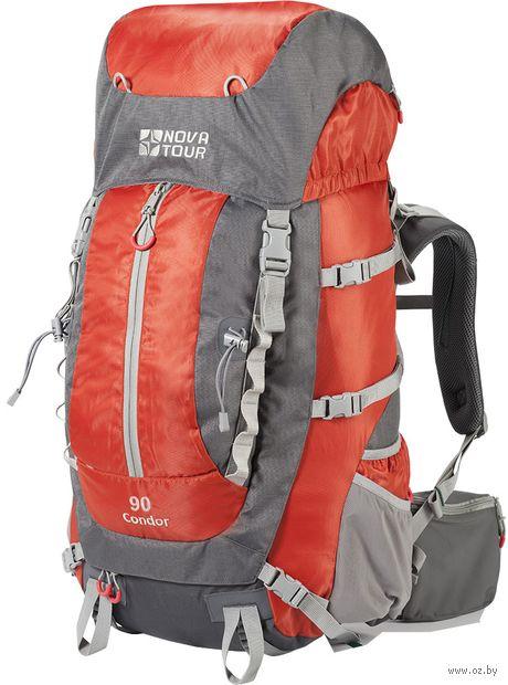 "Рюкзак ""Кондор 90"" (90 л; оранжевый) — фото, картинка"