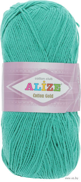 "Пряжа ""ALIZE. Cotton Gold №610"" (100 г; 330 м) — фото, картинка"