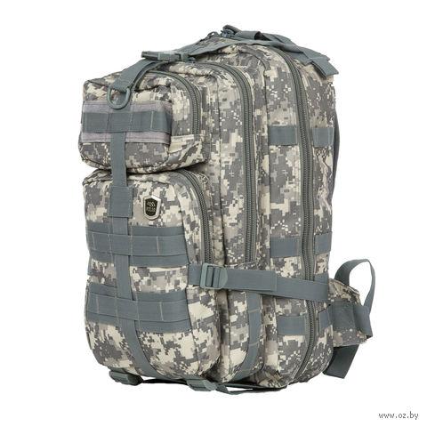 Рюкзак П030-2 (28 л; серый камуфляж) — фото, картинка