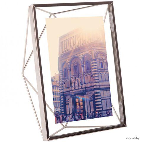 """Рамка металлическая """"Prisma"""" (13х18 см; хром) — фото, картинка"""