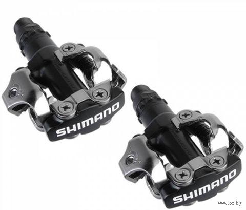 Педали для велосипеда M520 (чёрные) — фото, картинка