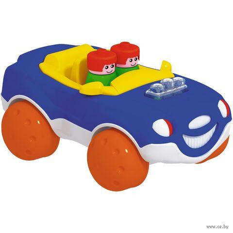 "Машинка ""Кабриолет. Звездочка"" — фото, картинка"
