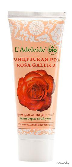 """Крем для лица дневной """"Французская роза"""" (75 мл)"""