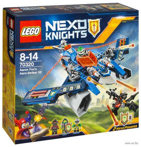 "LEGO Nexo Knights ""Аэроарбалет Аарона"""