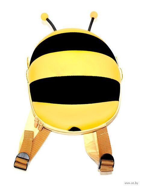 """Рюкзак """"Пчелка"""" (желтый) — фото, картинка"""