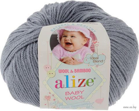 """Пряжа """"ALIZE. Baby Wool №119"""" (50 г; 165 м) — фото, картинка"""