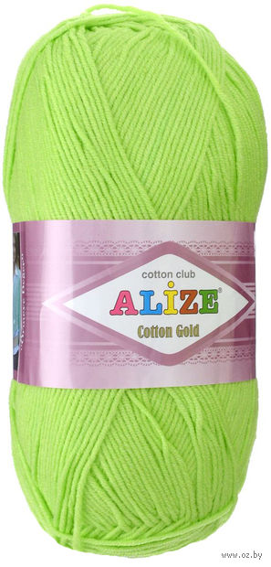 "Пряжа ""ALIZE. Cotton Gold №612"" (100 г; 330 м) — фото, картинка"