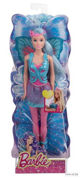 """Кукла """"Барби. Mix&Match. Фея"""" (голубые волосы)"""