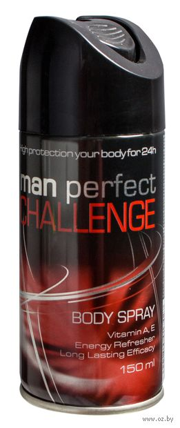 "Дезодорант для мужчин ""Challenge"" (спрей; 150 мл)"