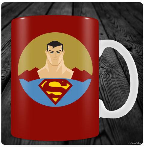 """Кружка """"Супермен"""" (арт. 4) — фото, картинка"""