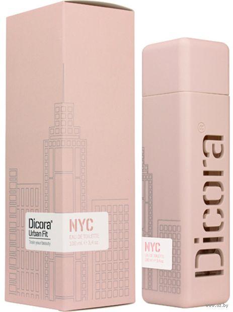 "Туалетная вода для женщин ""NYC"" (100 мл) — фото, картинка"