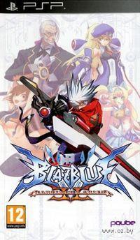 BlazBlue: Continuum Shift 2 (PSP)