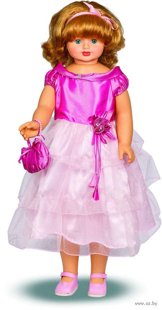"""Музыкальная кукла """"Снежана"""" (83 см; арт. В2023/о) — фото, картинка"""