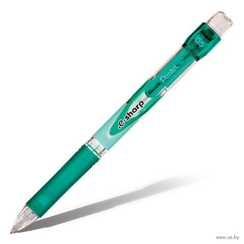 "Карандаш автоматический ""E-sharp Lead"" (зеленый; 0,5 мм)"