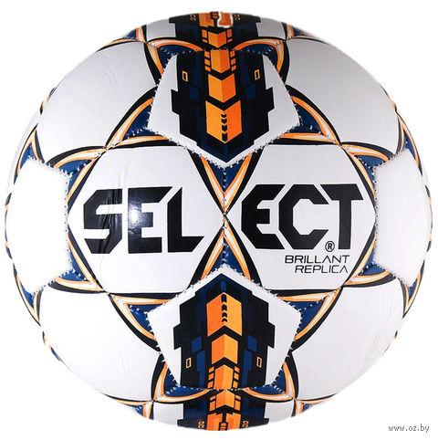 Мяч футбольный Select Brilliant Replica №4 — фото, картинка
