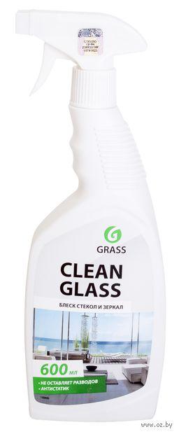"Средство для чистки стекол ""Clean glass"" (600 мл) — фото, картинка"