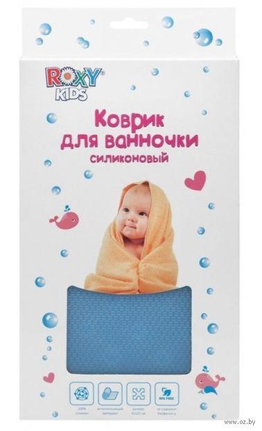 """Коврик для ванночки """"Антискользящий"""" (420х250 мм) — фото, картинка"""