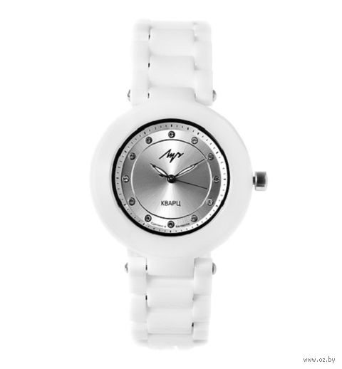 Часы наручные (белые; арт. 928687188) — фото, картинка