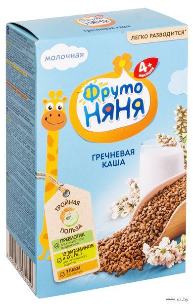 """Детская каша ФрутоНяня """"Молочная гречневая"""" (200 г) — фото, картинка"""