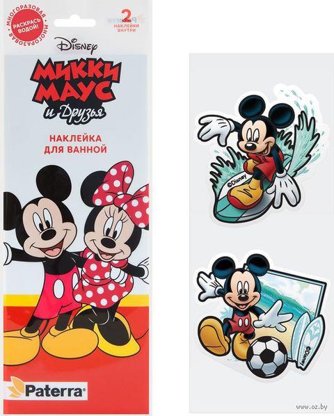 "Наклейки для ванной ""Микки Маус"" — фото, картинка"