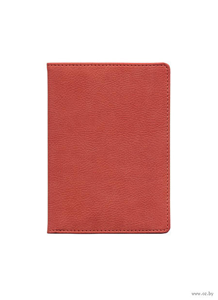 """Обложка для водительских документов Time/System """"Aston"""" (dark red)"""