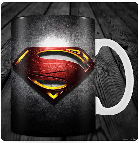 """Кружка """"Супермен"""" (арт. 9) — фото, картинка"""