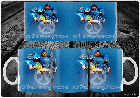 """Кружка """"Overwatch"""" (арт. 19) — фото, картинка"""