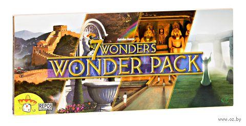 7 Wonders. Wonder Pack (дополнение) — фото, картинка