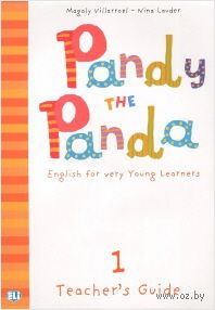 Pandy the Panda: Teacher's Guide 1 (+ CD) — фото, картинка