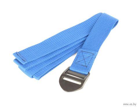 Ремень для йоги (синий; арт. AYS-01 b) — фото, картинка