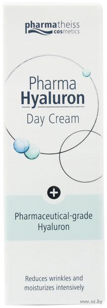 "Дневной крем для лица ""Pharma Hyaluron"" (50 мл) — фото, картинка"