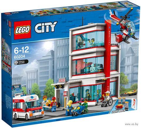 """LEGO City """"Городская больница"""" — фото, картинка"""