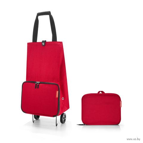 "Сумка на колесиках ""Foldabletrolley"" (red)"