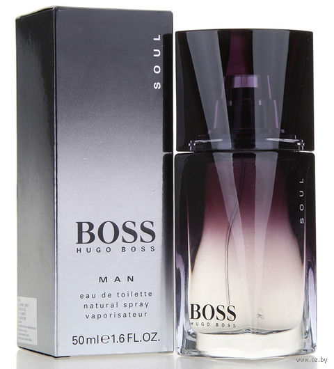 "Туалетная вода для мужчин Hugo Boss ""Soul"" (50 мл)"