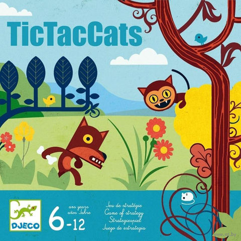 TicTacCats — фото, картинка