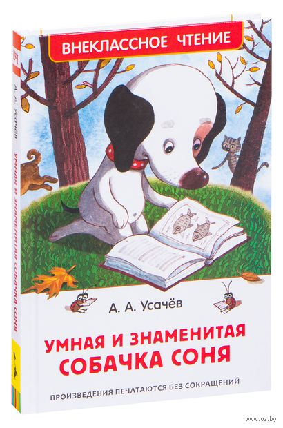Умная и знаменитая собачка Соня — фото, картинка