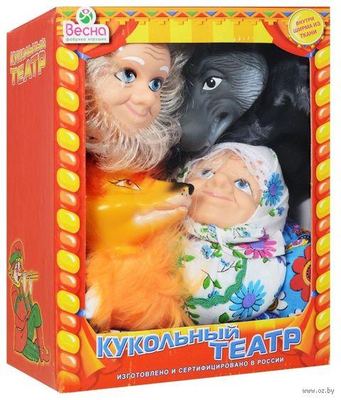 """Кукольный театр """"Мои любимые сказки"""" — фото, картинка"""